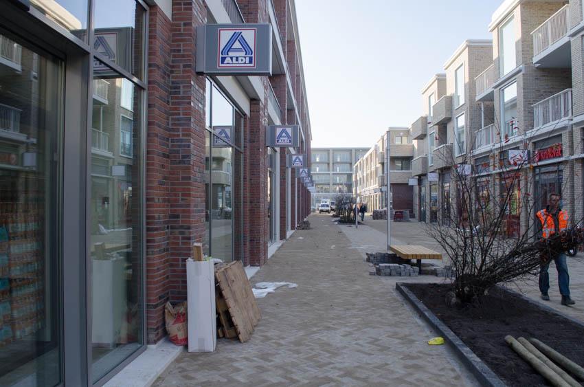 Winkelcentrum Terwijde