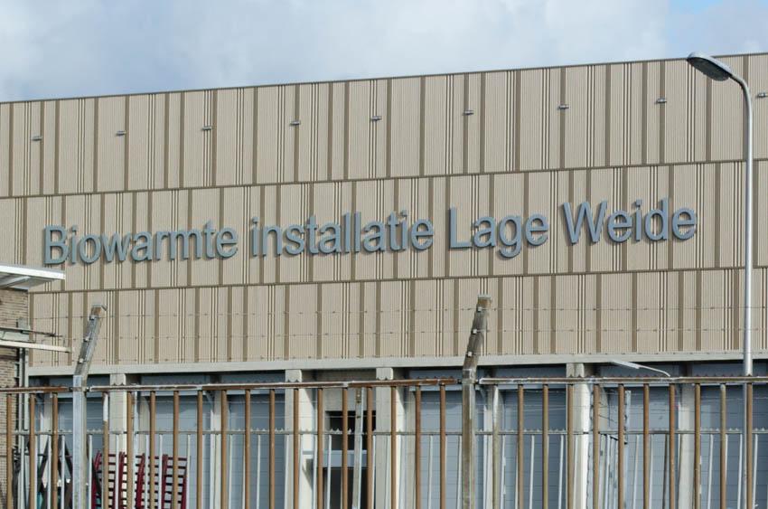 biowarmte-installatie