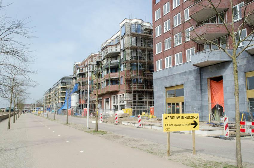 Leidsche Rijn Centrum in 2018