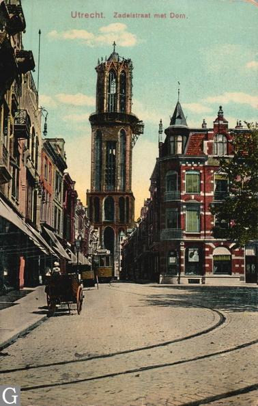 Domtoren 1915