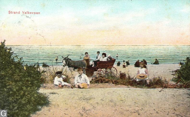 Valkeveen strand
