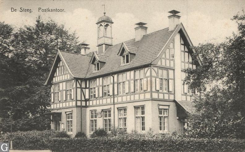 De Steeg, postkantoor