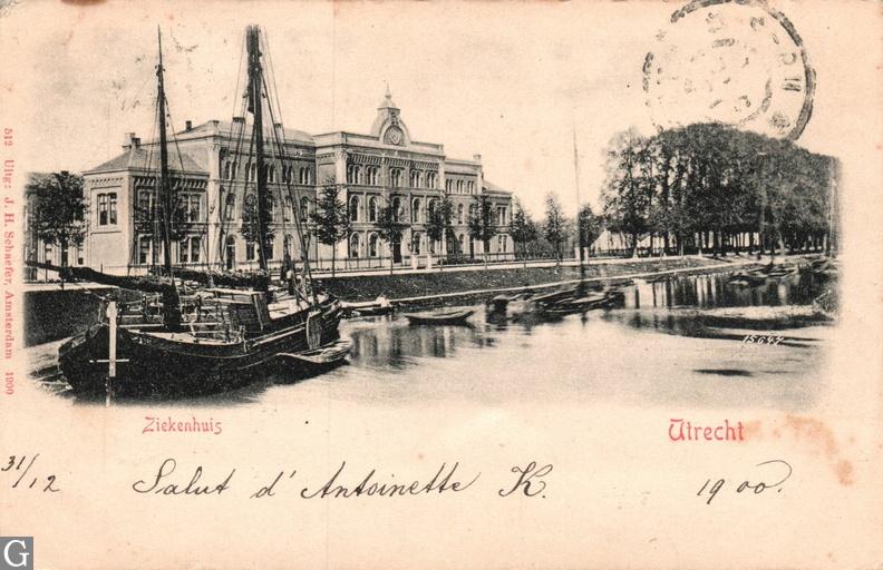 Utrecht Ziekenhuis