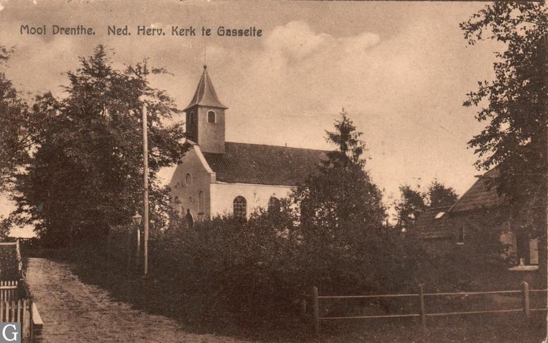 Gasselte, NH-kerk