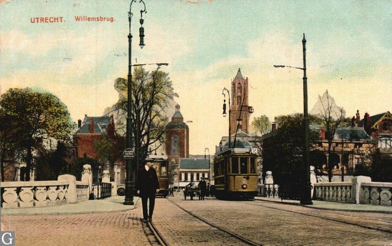 Willemsbrug Utrecht