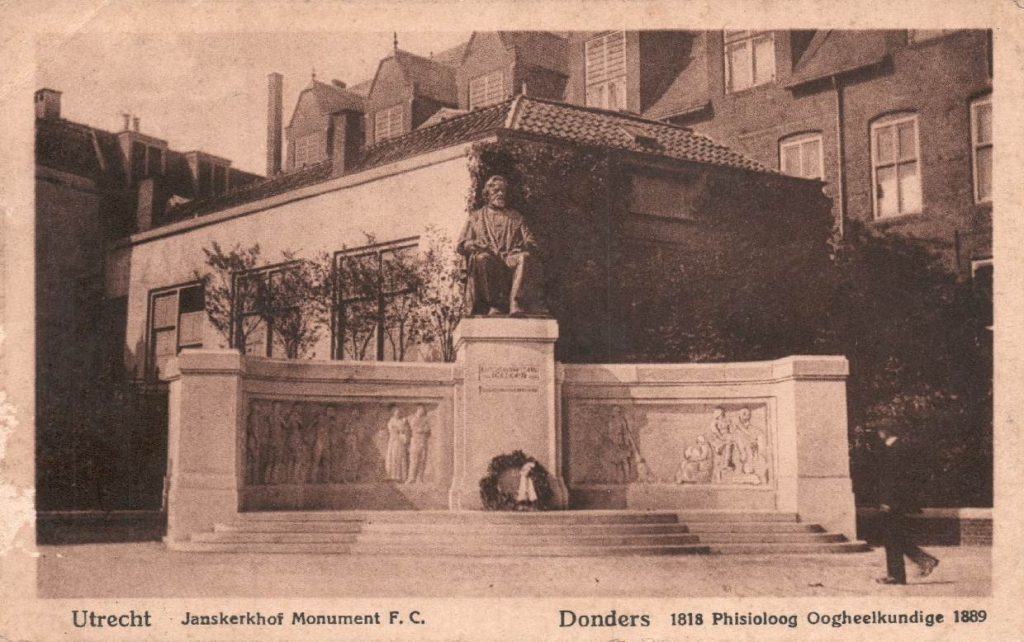 monument F.C. Donders