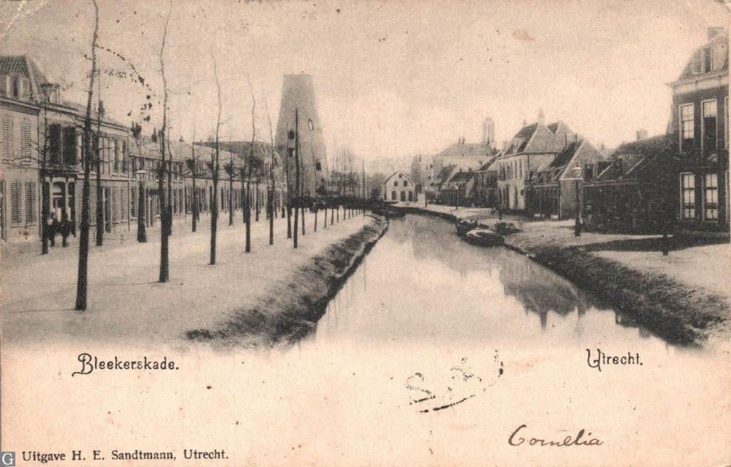 Bleekerskade Utrecht