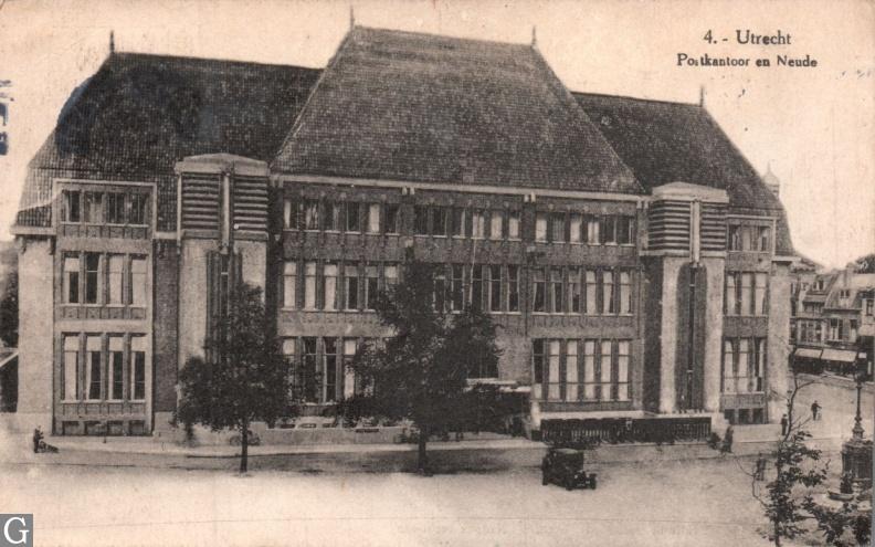 Postkantoor Neude