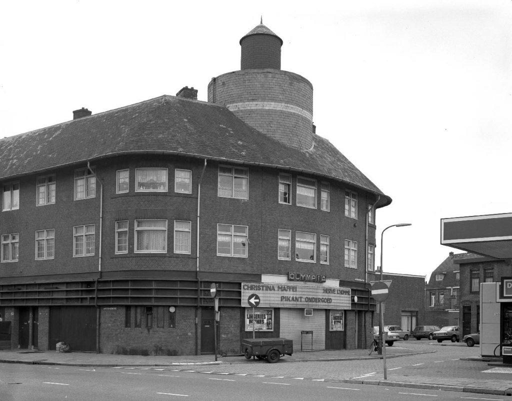Olympia-bioscoop in 1984, Bron: https://hetutrechtsarchief.nl
