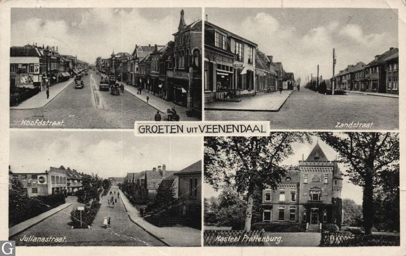 Groeten uit Veenendaal