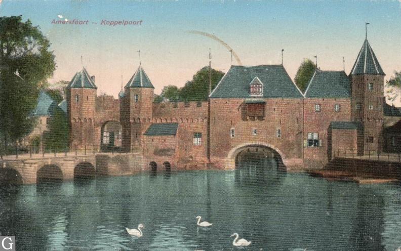 Amersfoort, Koppelpoort