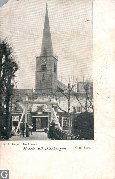 Kockengen, NH-kerk